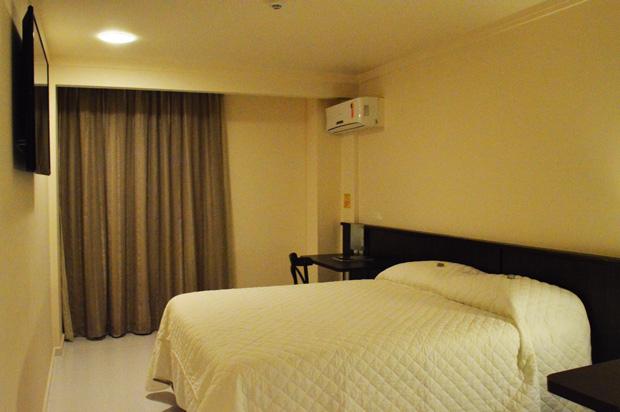 hotel bogari quarto