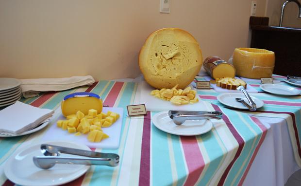 queijos hotel bogari