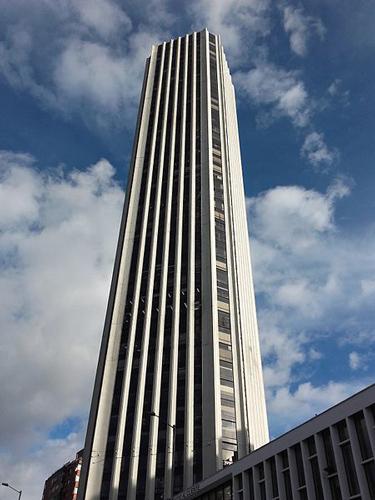 bogota Torre Colpatria