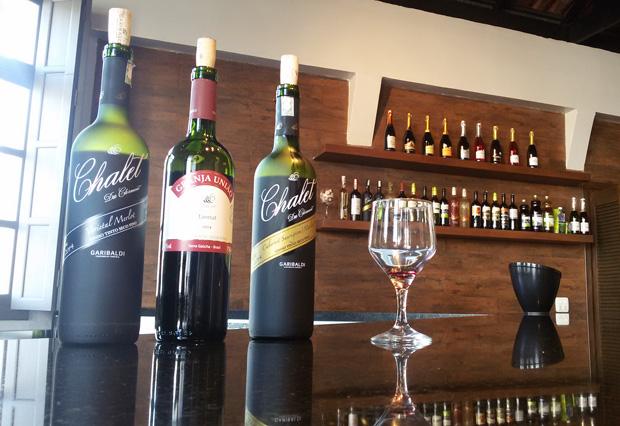 vinhos garibaldi