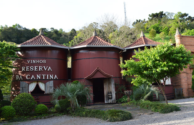vinicola Reserva da Cantina
