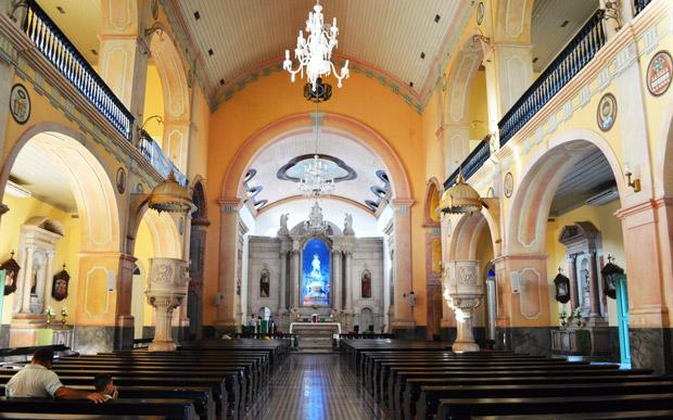 museu catedral manaus