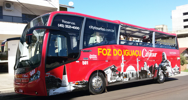 foz do iguacu city tour