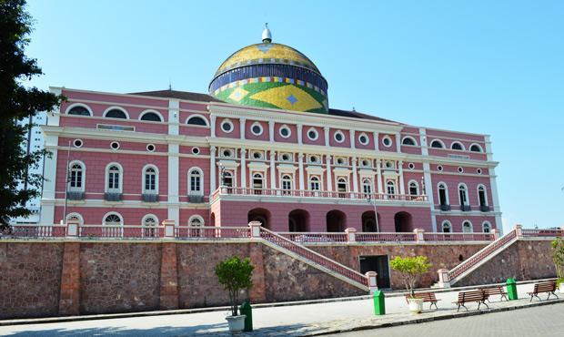 cupula teatro amazonas