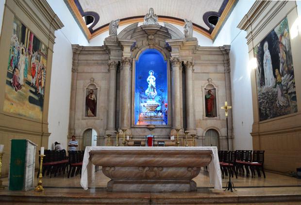 capela de manaus