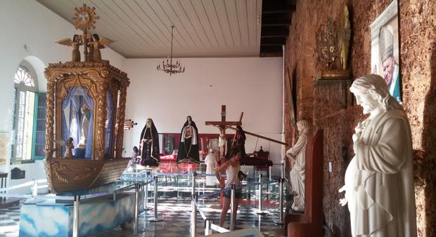 museu da igreja de manaus