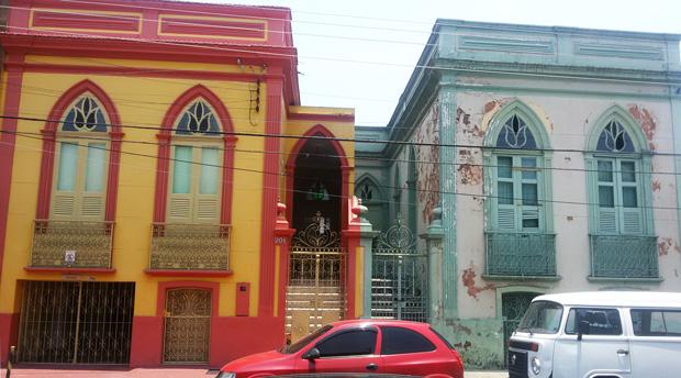 casas antigas manaus