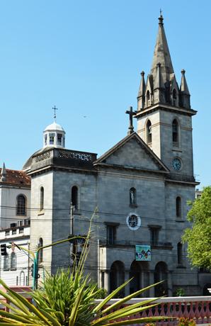 igreja de sao sebastiao em manaus