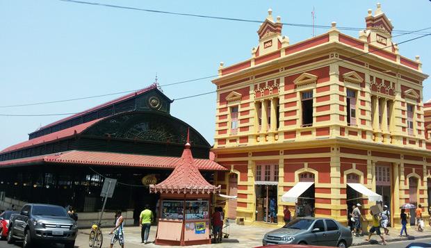 manaus mercado municipal
