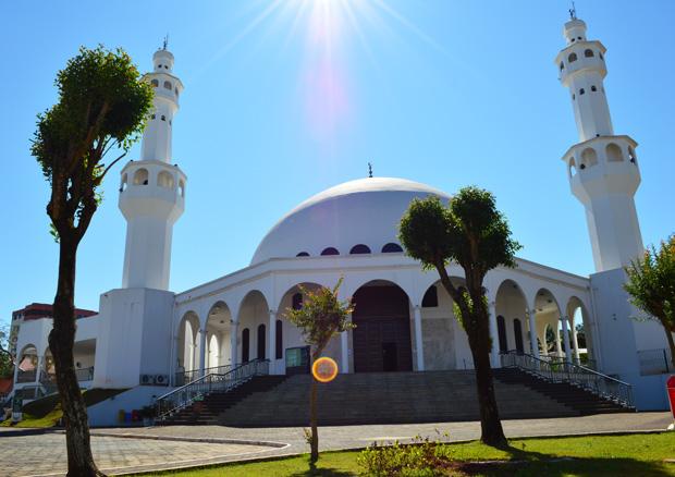 mesquita de foz do iguaçu