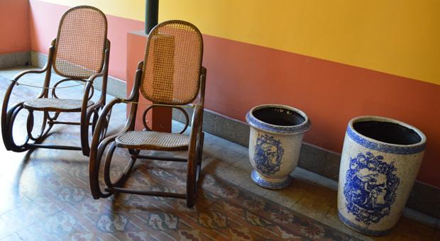 cadeiras de balanco