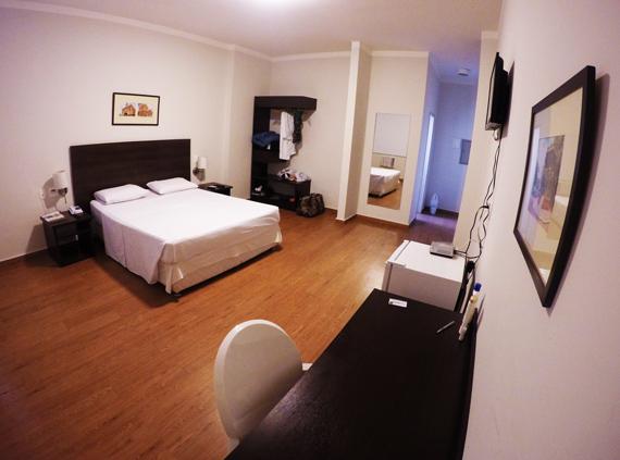 quarto EcoSuites Hotel