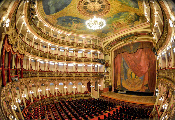 interior teatro amazonas