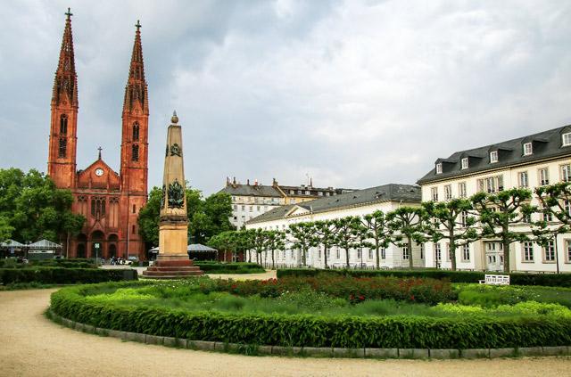 parque de frankfurt