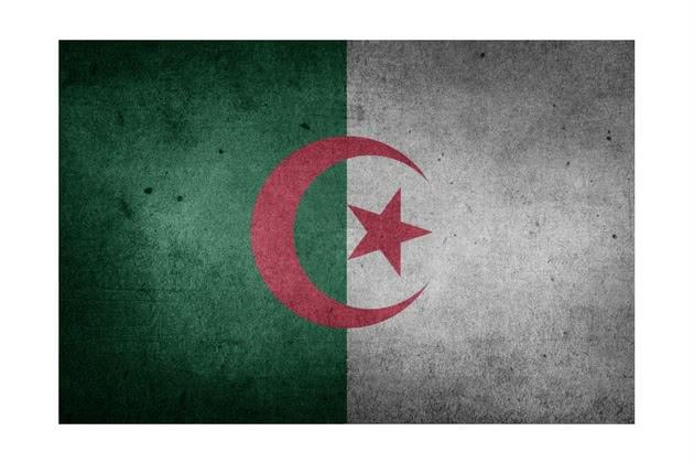 bandeira argelia