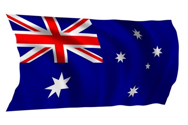 bandeira australia