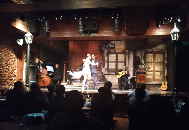 tango restaurante argentino