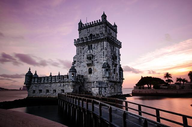 forte de lisboa portugal
